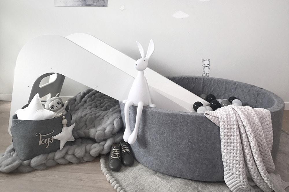 Shades of Grey | Kids Interiors