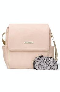 Petunia Pickle Bottom Boxy Backpack - Blush Leatherette