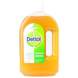 Dettol 750ml Antiseptic Disinfectant Household Grade