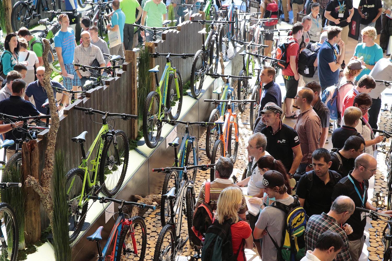 Eurobike 2014 - Messe mit Rekordandrang