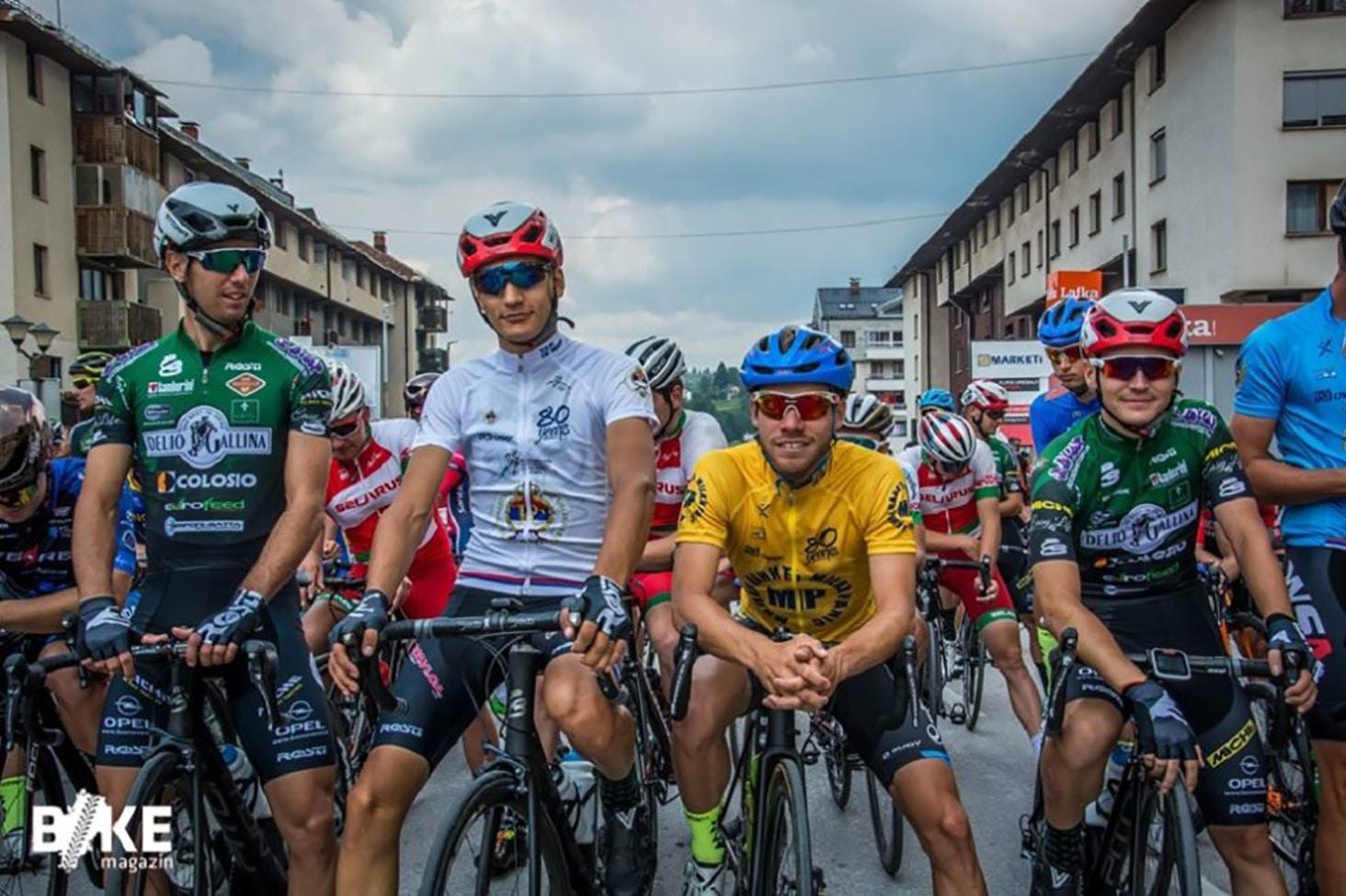 Northwave - Northwave team: Enrico Salvador wins the tour of Serbia