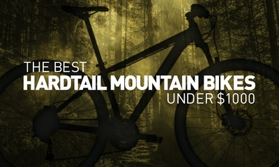 Best Hardtail Mountain Bikes of 2017 for under AUD$1,000