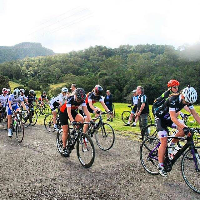 Illawarra Cycle Club Race