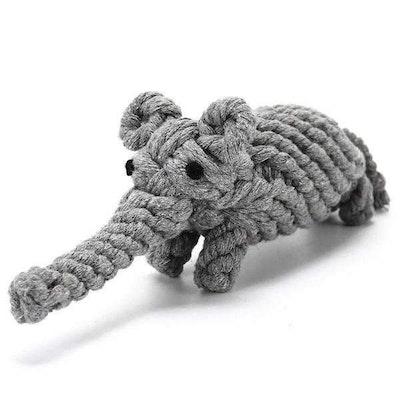 DoggyTopia Elephant Rope Dog Toy