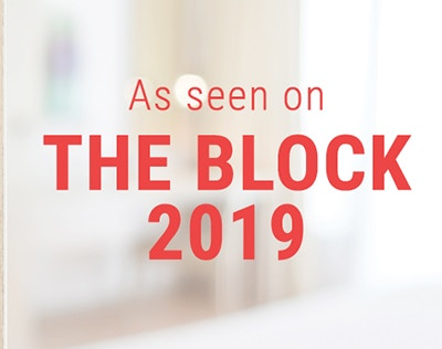As seen on The Block 2019: Igloohome Mortice Lock