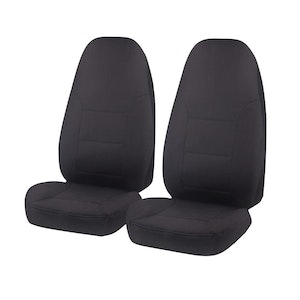 Universal All Terrain Front Seat Covers Size 60/25 | Charcoal