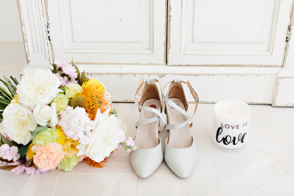 Bared Footwear Wedding Shoes