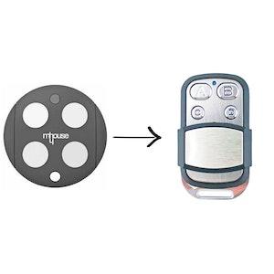 Remote Pro mHouse/myHouse GTX4 Compatible Remote