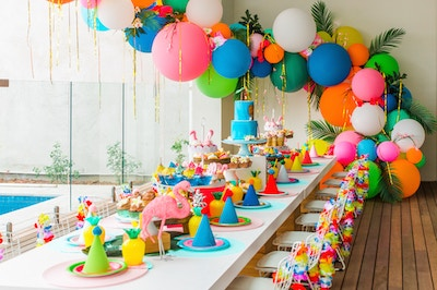 GET TROPICAL WITH THIS TOO CUTE MOANA PARTY