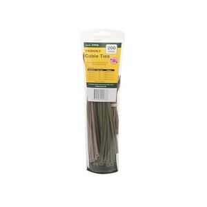 Tridon Cable Tie Combo Pack 100mm & 200mm- Military Colours - 200pk