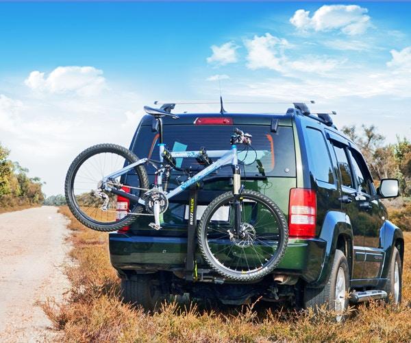 Buzz Rack Moose Hitch 3 Bike Rack, Hitch Bike Racks