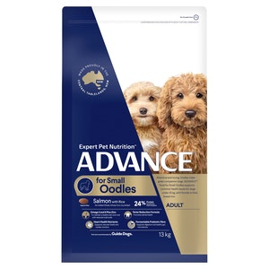 Advance Dog Oodles Small Salmon & Rice 13kg