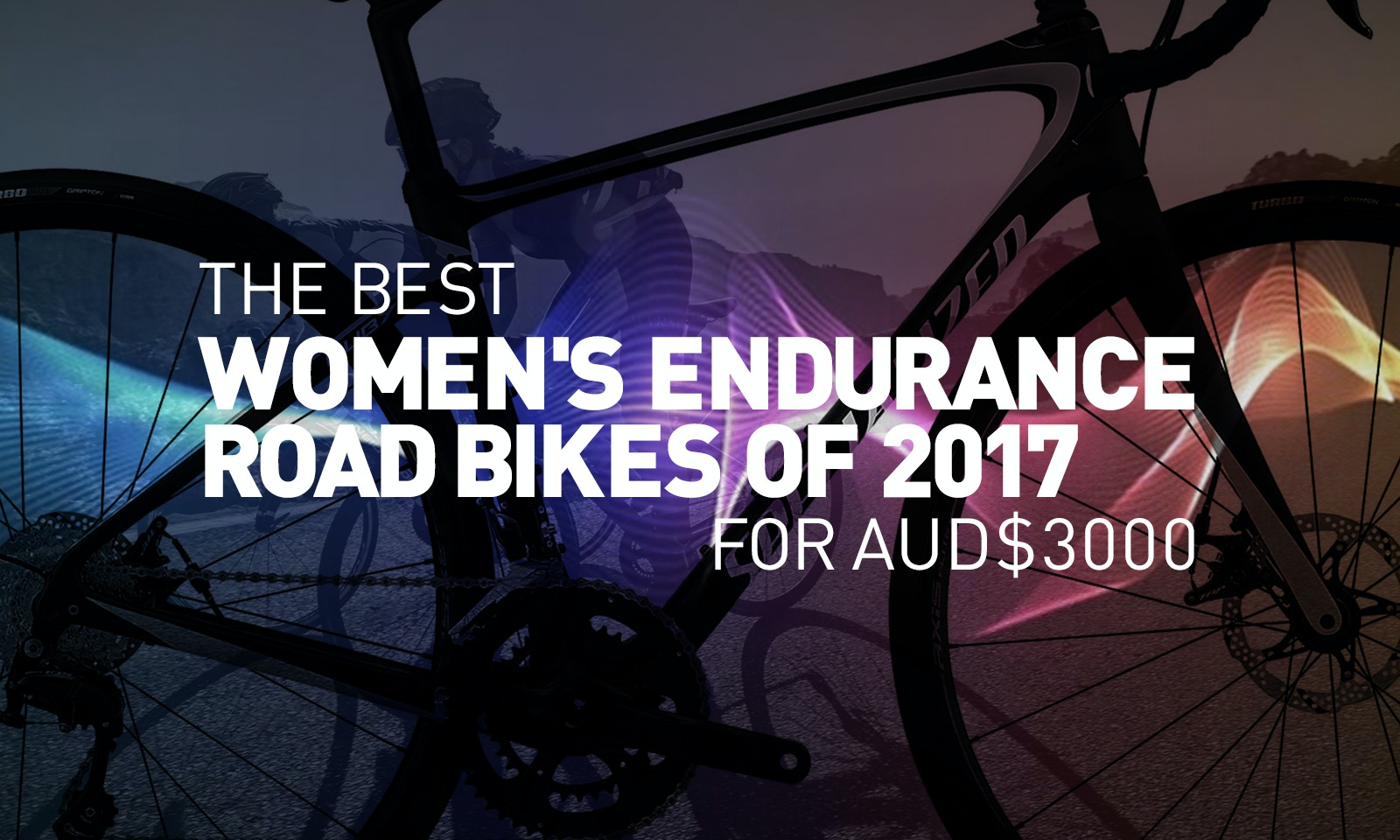 Best Women's Endurance Road Bikes of 2017 for AUD$3,000
