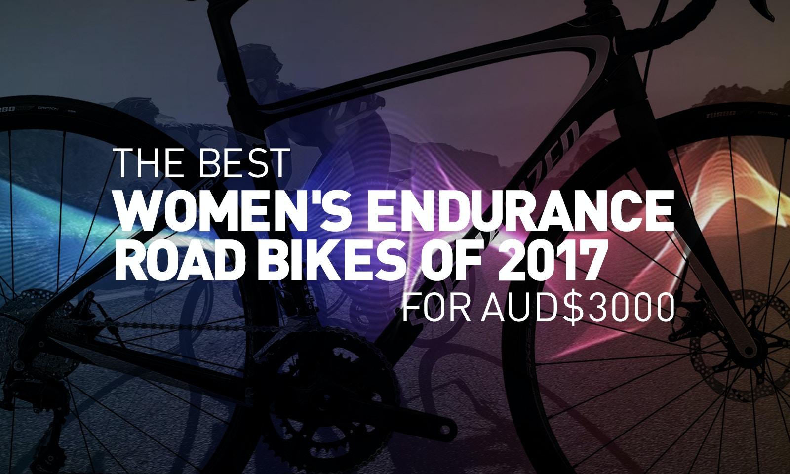 Best Women S Endurance Road Bikes Of 2017 For Aud 3 000