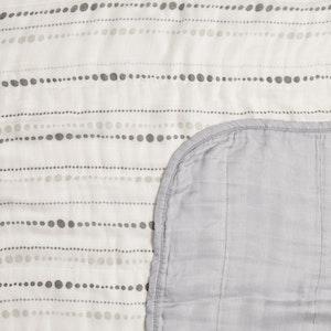 aden + anais moonlight silky soft bamboo stroller blanket