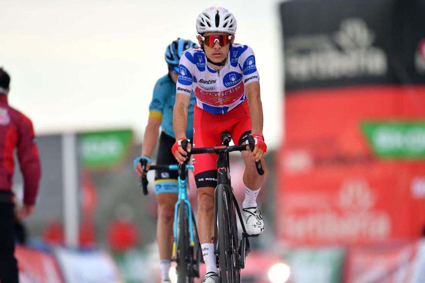 "Northwave - Vuelta De Espana 2020: The ""Kings of Climbs"" is Guillaume Martin (Cofidis Team)"