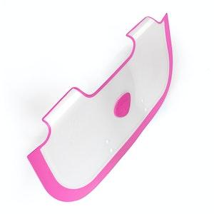 Baby Dam White/Pink