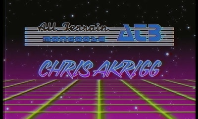 Chris Akrigg goes RETRO - Must Watch Video