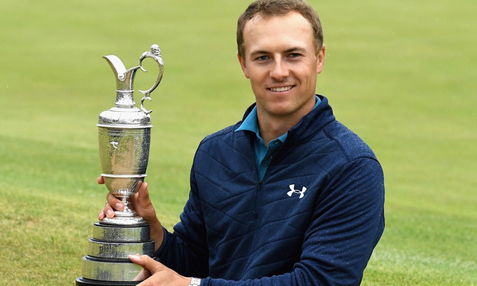 2018 Major Events; British Open Championship