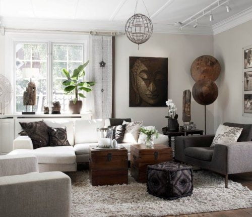 The Lounge Style: Oriental vs Modern Chic