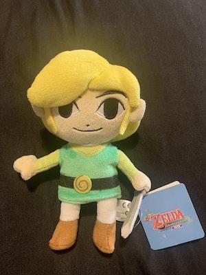 Legend of Zelda - WindWaker Link Plush