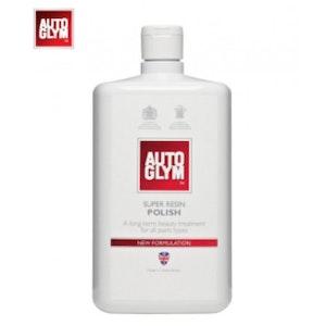 Autoglym Super Resin Polish - 2 Sizes Available