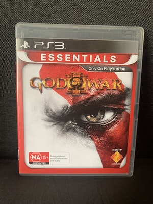 God of War III PS3 -Brand New (Unsealed)