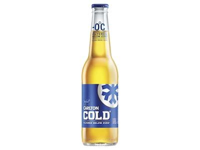 Carlton Cold Bottle 355mL