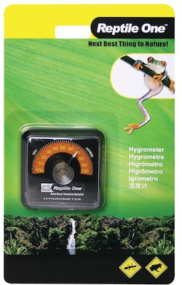 Reptile One Hygrometer Stick On