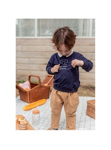 Elephant Top and Pants Set (1-6yrs old)