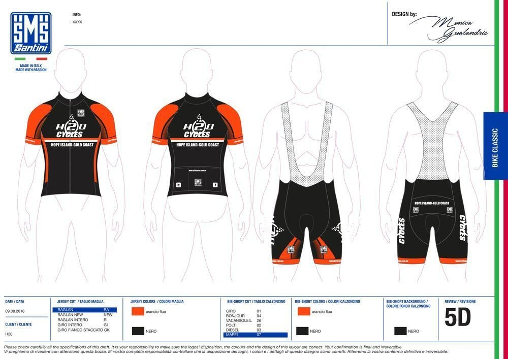 fullpage custom cycling clothing buyers guide sketch designs santini