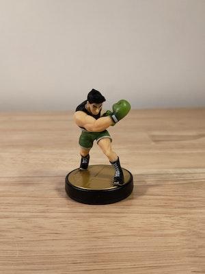 Little Mac Amiibo Smash Bros