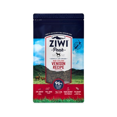 ZiwiPeak ZIWI Peak Air-Dried Venison Recipe For Dogs - 1KG