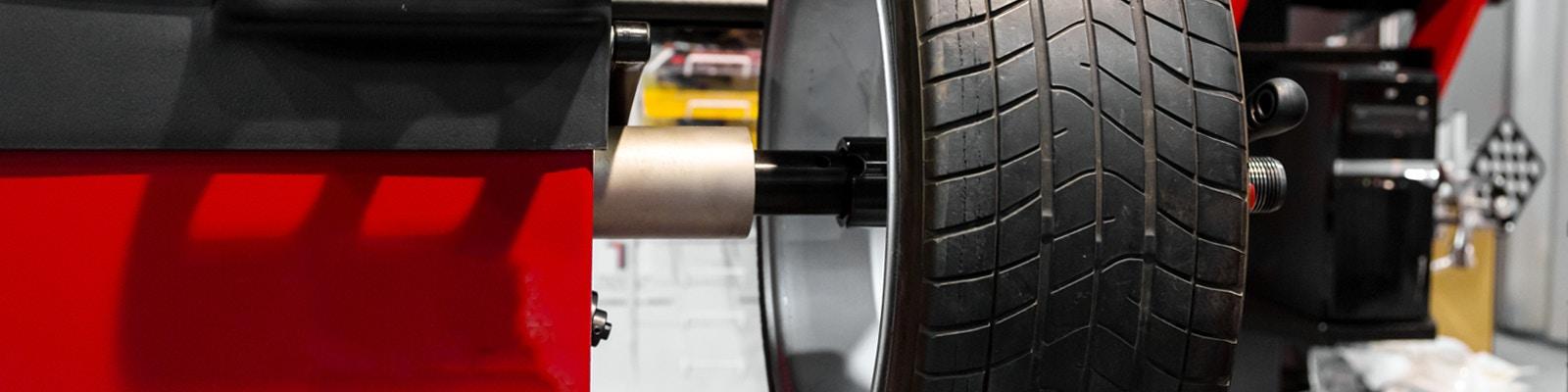 Wheel Balancing Bob Jane T-Marts