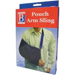 Bemed Arm Sling Bracing Support Strap Pouch Child Size
