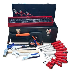 Kit 66 Piece Portable Starter By SP TOOLS T850090