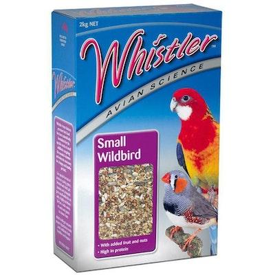 Lovitts Whistler Avian Science Small Wildbird Food Mix 2kg
