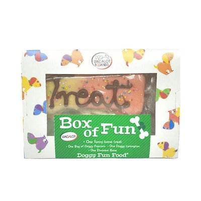 Doggy Fun Food Box of Fun