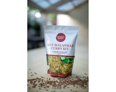 Rosevale Lentils Hot Malaysian Curry Mix 220g