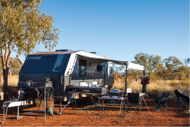 New vs Used Caravans