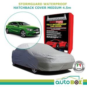 Autotecnica Car Cover Mercedes A Class Hatchback Stormguard Waterproof w/ Bag