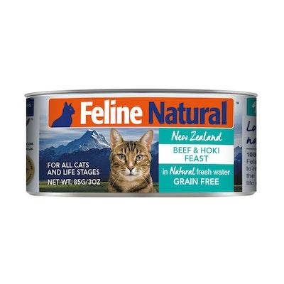 K9 Natural Feline Natural Beef & Hoki Wet Cat Food