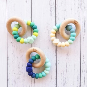 Cheeky Toes CHARMED Teether | TROPIC Collection