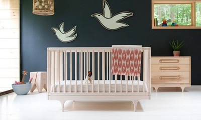9 Tips on Designing your Dream Modern Nursery!