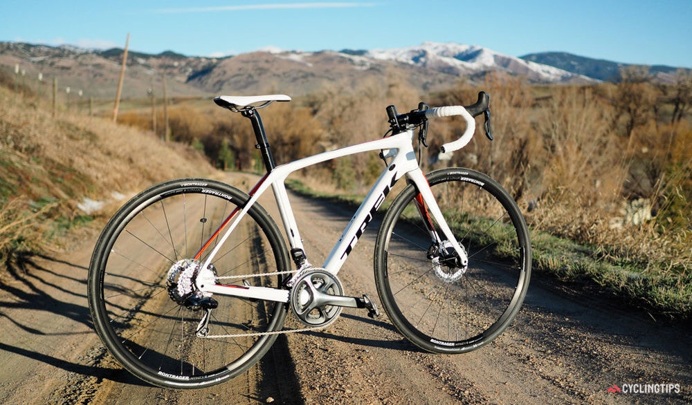 The New Trek Domane SLR