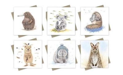 Australiana Greeting Card Collection I