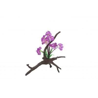 Warragul Pet Emporium Amazon Jungle Orchid Flowers On Branch 25cm