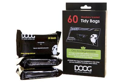 Doog Pick up Bags (3 packs of 20)