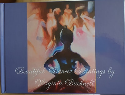 Virginia Bucknell Artworks Beautiful Dancer Paintings Photo Book