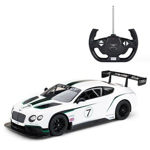 Rastar Licensed 1:14 Radio Control Car - Bentley Continental GT3